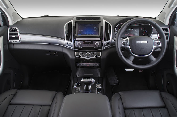 The cabin is pleasantly neat, sophisticated and full of enviable features plus space for seven passengers. Pic: SUPPLIED