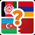 Asian Flag Quiz icon