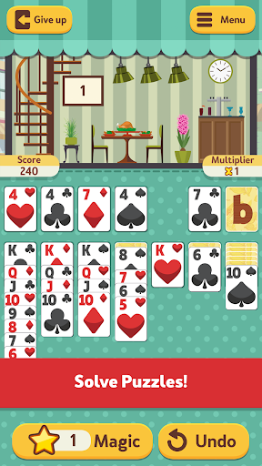 Solitaire Bistro 1.65.3784 screenshots 2