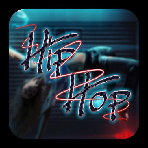 社交のヒップホップのテーマ LOGO-記事Game