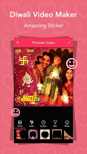 Diwali Video Maker 2.0 screenshots 5