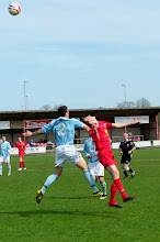 Photo: 09/04/11 v Wimborne Town (Southern League Div 1 S&W) 1-2 - contributed by Gary Spooner