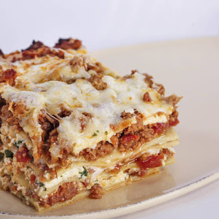 Mom's Lasagna.