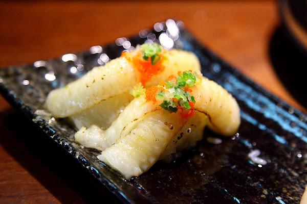 平價超值~心目中第一名的比目魚鰭邊肉~! 立花壽司
