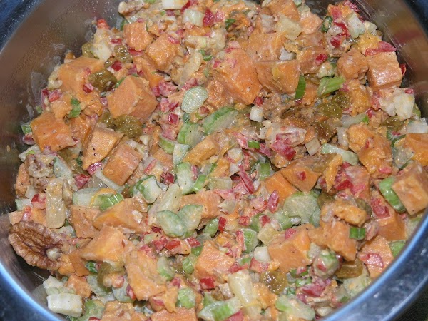 J's Sweet Potato Salad Recipe