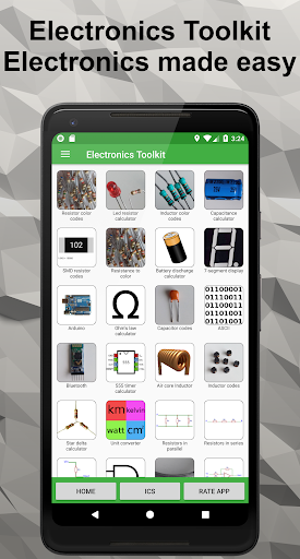 Electronics Toolkit 1.2 screenshots 1