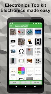 Electronics Toolkit - náhled