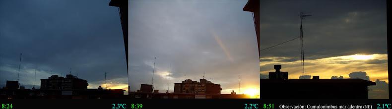 Photo: Amanecer del 9/01/10