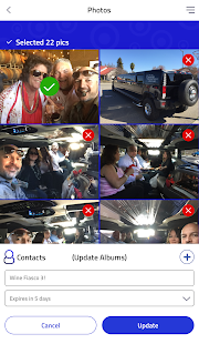 Took That - Private photo sharing with Take Back - náhled
