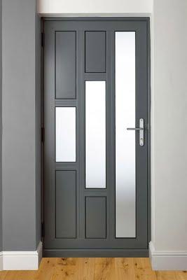 Thiết kế cửa nhôm cho phòng ngủ hiện đại