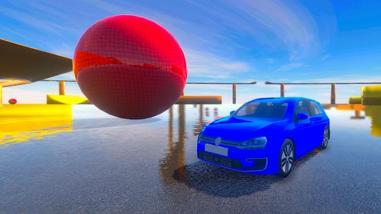 Ultimate Car Driving Stunts for PC-Windows 7,8,10 and Mac apk screenshot 4