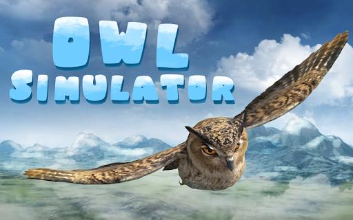 Wild Owl Simulator 3D 1,05 screenshots 9
