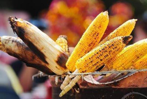 Grilled Cajun Corn Recipe