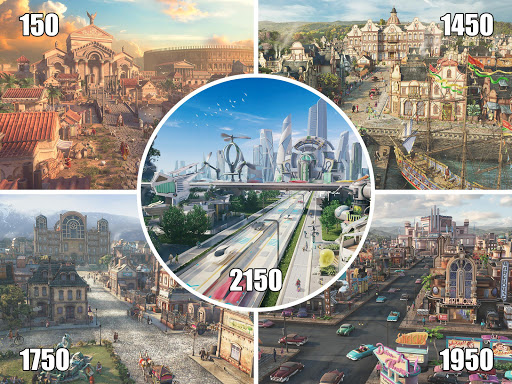 Forge of Empires: Build your city! 1.186.20 screenshots 1