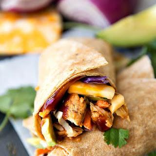 Healthy Bbq Chicken Wrap Recipes.