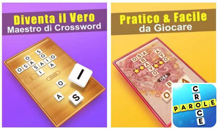 Parole Croce: soluzione livelli del gioco di cruciverba