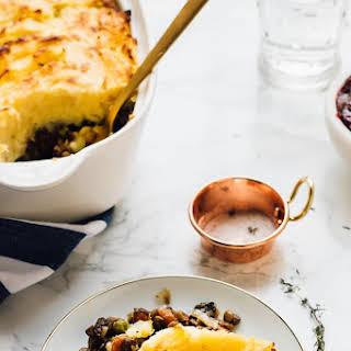 Vegan Shepherd's Pie – Gluten Free.