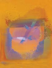 Photo: © Olivier Perrot 2009 Photogramme 30x40cm (couleur) pour Cassandre 77