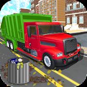 City Garbage Cleaner Truck Sim: Urban Trash Truck