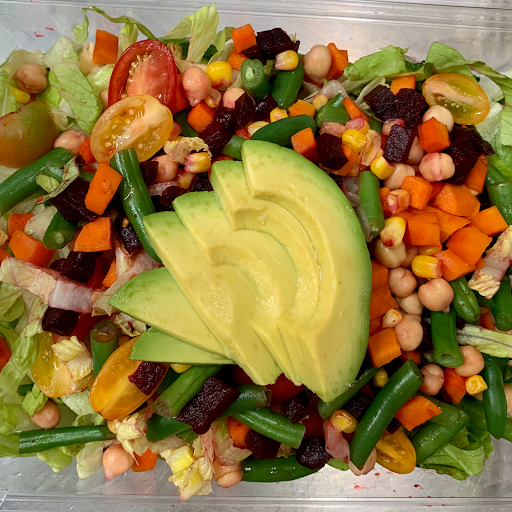 Hollywood Chopped Salad
