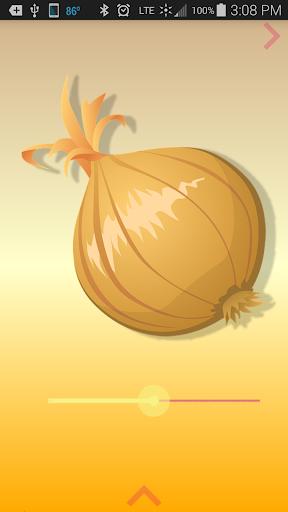 Onion Chopping Music