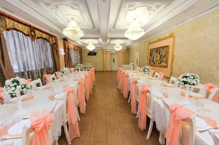 Фото №1 зала Малый банкетный зал