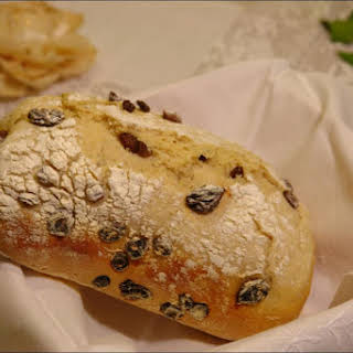 Bread with Raisins and with Artisan Bread.