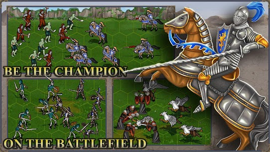 Castle fight: Heroes 3 medieval battle arena Mod Apk Download For Android 3