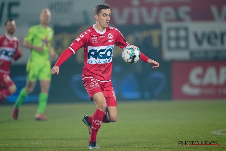 AA Gent lijkt als eerste aanwinst transfervrije sterkhouder van KV Kortrijk te gaan halen
