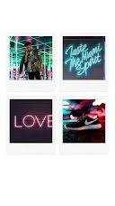 Neon Squares - Video Templates item