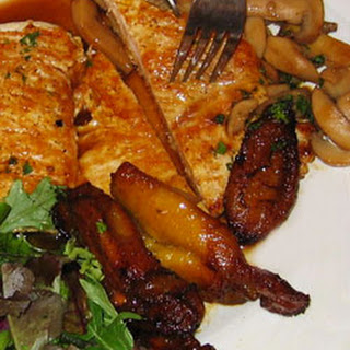 Three Guys Fillet of Chicken with Mushrooms -- Filete de Pollo con Champiñones