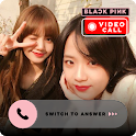 Blackpink Call Me - Call With Blackpink Idol icon