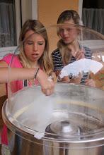 Photo: Zuckerwatte zum Selbermachen
