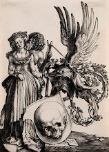 Photo: Coat of Arms with a Skullby Albrecht Durer