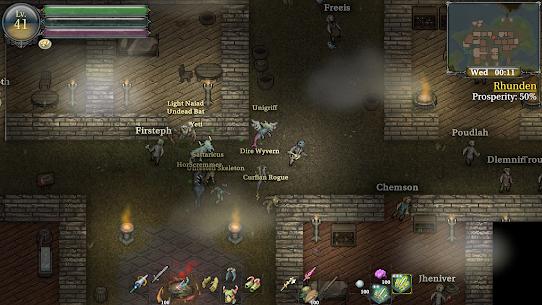 9th Dawn III RPG APK 1