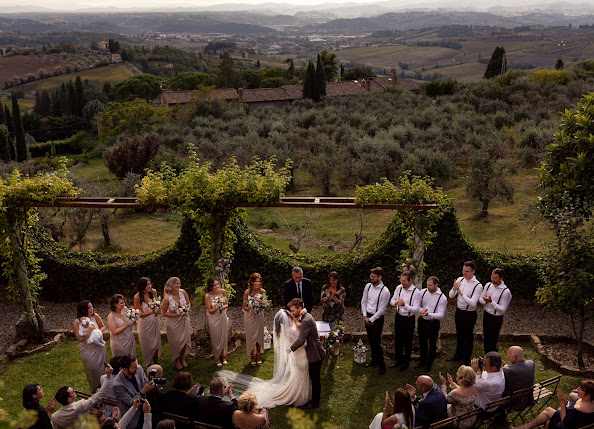 Wedding photographer Donatella Barbera (donatellabarbera). Photo of 16.01.2019