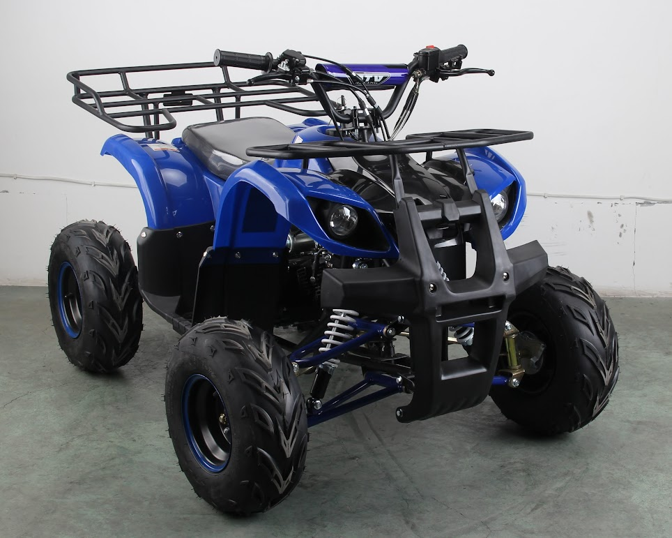 125cc Kids Farm Quad Bike ATV 4 Stroke Petrol