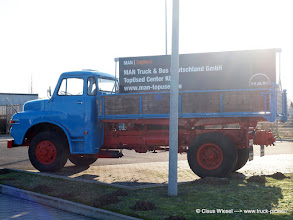 Photo: Old School Truck :-)   ----> www.truck-pics.eu