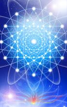 Photo: red de triángulos y loto egoico