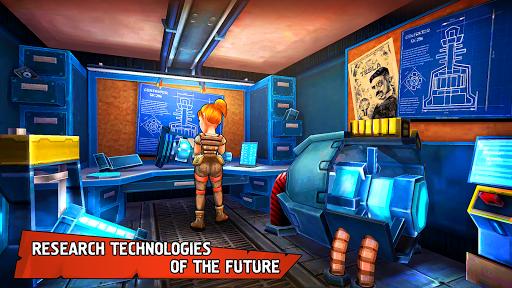 Shelter Waruff0dsurvival games in the Last City bunker apkdebit screenshots 13