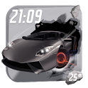 3D Widget for City Car Driving icon