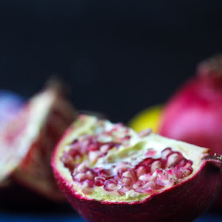 Pomegranate Shandy.