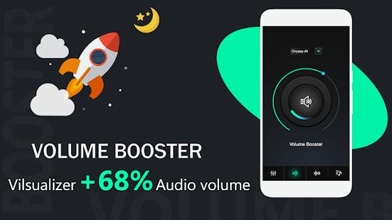 Super Sound Volume Booster & Bass Booster 2018 APK for Bluestacks