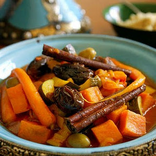 Fruit And Vegetable Tagine