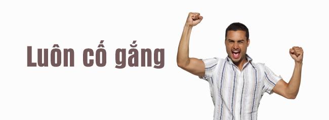 luon co gang