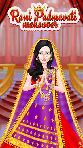 Rani Padmavati Makeover - Makeup & Dress up Salon 2.6 gameplay | by HackJr.Pw 1