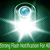 ☝ Flash Notification Light ☝