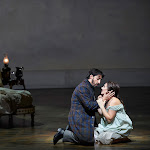 La traviata at the Canadian Opera Company