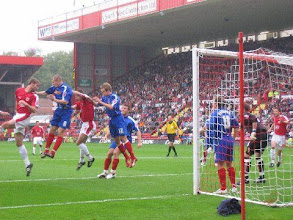Photo: 14/10/06 v Crewe Alex (FL1) 2-1 - contributed by Leon Gladwell