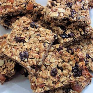 Homemade Granola Bars With Honey Recipes